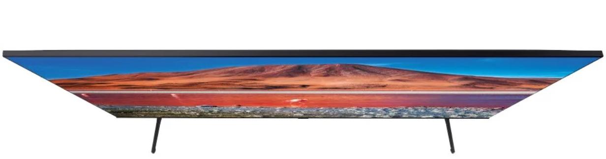 Телевизор Samsung UE65TU7100U 65″ (2020), серый титан