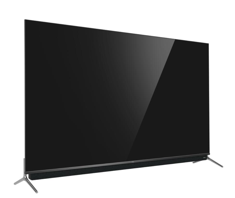 Телевизор QLED TCL 55C815 55″ (2020), темный металлик