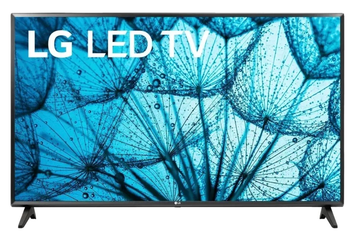 Телевизор LG 32LM577BPLA 31.5″ (2021), черный