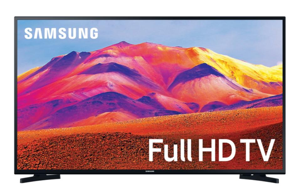 Телевизор Samsung UE43T5202AU 43″ (2020), черный
