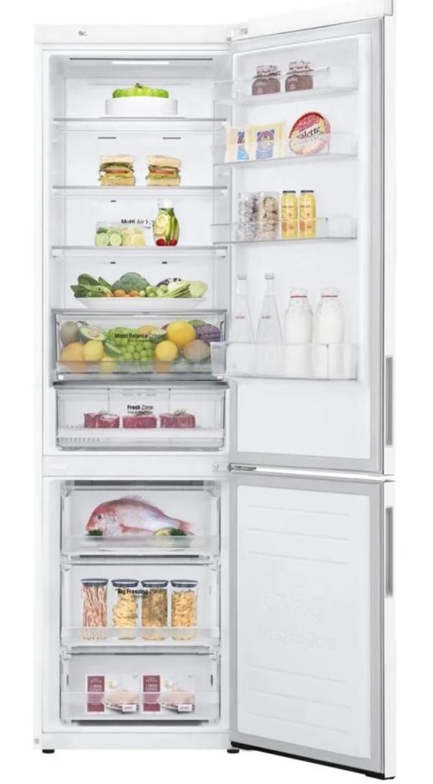 Холодильник LG DoorCooling+ GA-B509 CVQZ