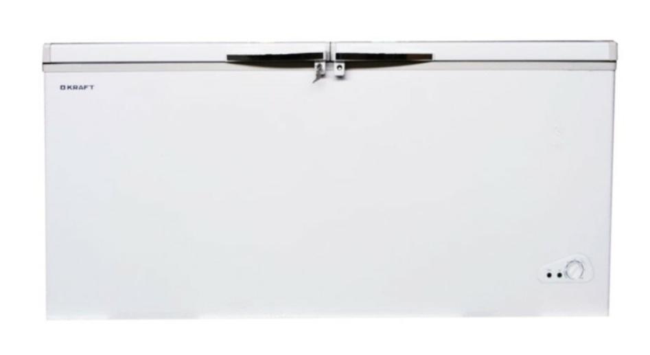 Морозильный ларь KRAFT BD(W)-602QX белый