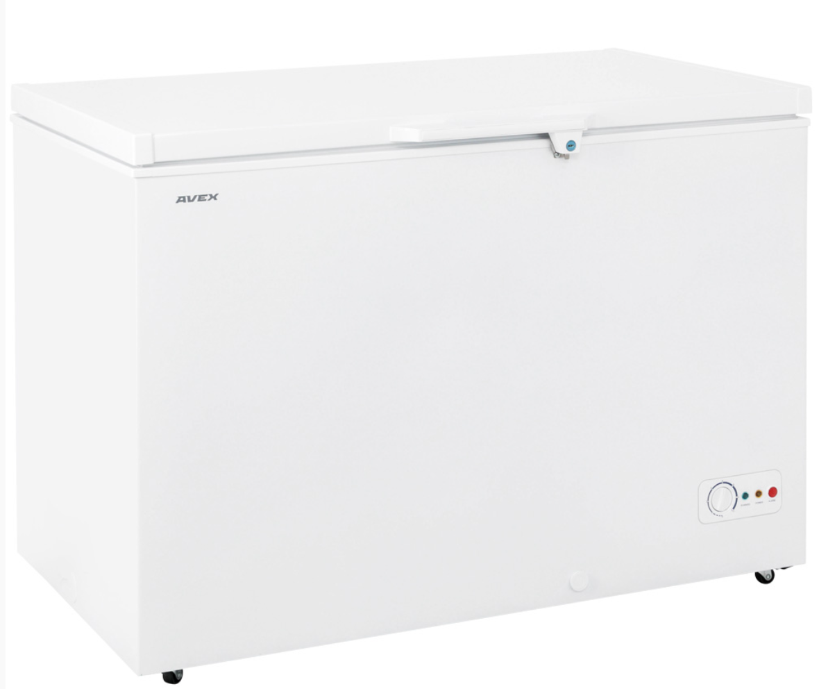 Морозильный ларь  AVEX CFF 380