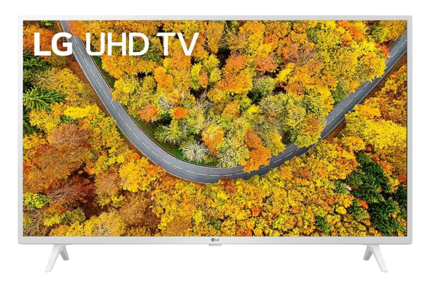 Телевизор LG 43UP76906LE 43″ (2021), белый