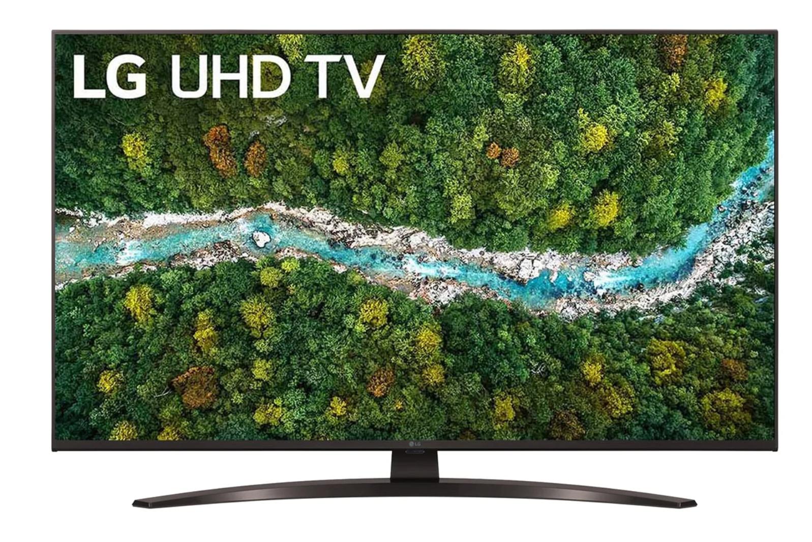 Телевизор LG 43UP78006LC 43″ (2021), черный