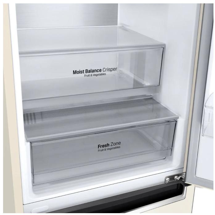 Холодильник LG GA-B459MEQM