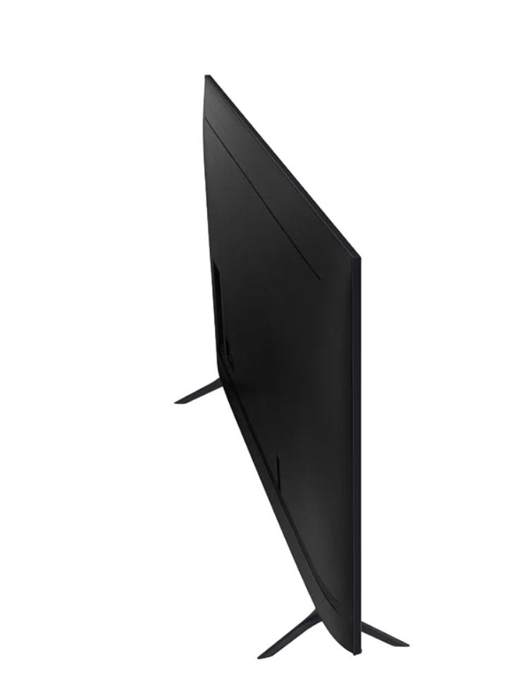 Телевизор Samsung UE50AU7100U 49.5″ (2021), черный